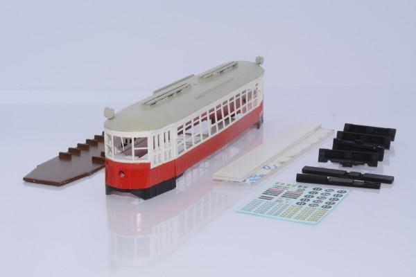 Wiener Straßenbahn Type Z Bausatz Stufe 3 H0 1;87