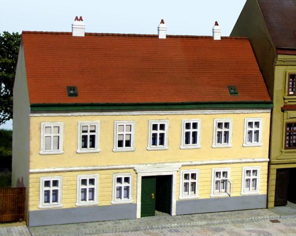 Kleines Wiener Vorstadthaus