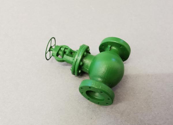 Pumpe Grün 13x8x18