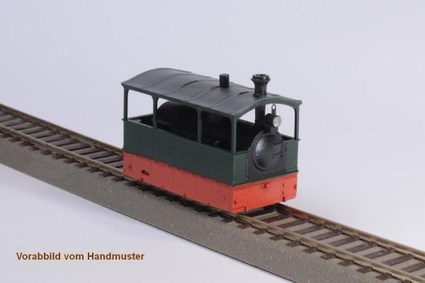 Wiener Dampftramway 3achsige Lokomotive Nr. 6 bis 11 H0