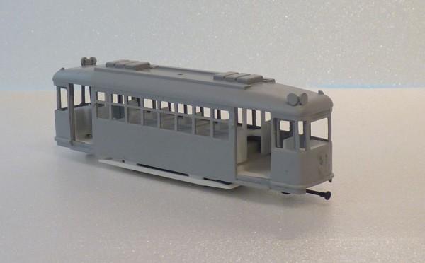 Wiener Straßenbahn Triebwagen T1 Bausatz Stufe 2 1:87 H0