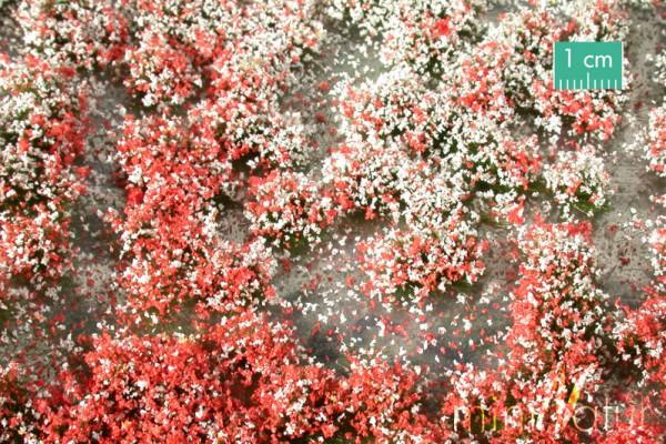 Blütenbüschel / Blossom tufts Sommer Größe: ca. 42x15 cm Maßstab: 1:87