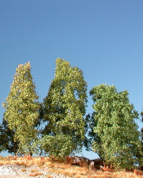Filigranbüsche/ Filigree bushes Sommer Maßstab: 0 + 1