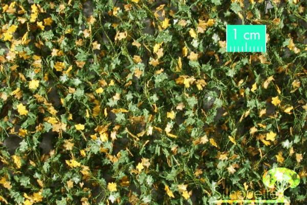Ahornlaub / Maple foliage Frühherbst Größe: ca. 27x15 cm Maßstab: 1:87