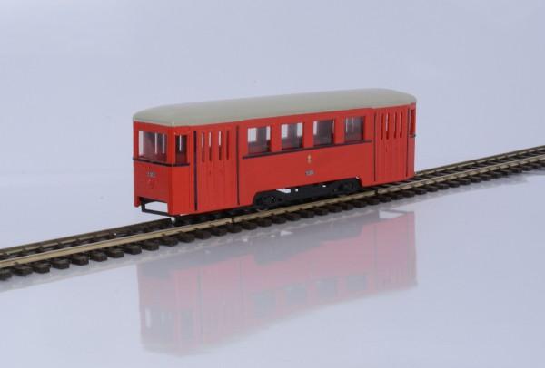 Wiener Stadtbahn Beiwagen n2 Fertigmodel