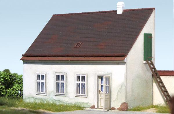 Hinterhof-Nebengebäude