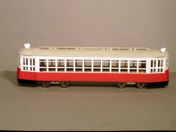 Wiener Straßenbahn Type Z Bausatz Stufe 2 Spur Null