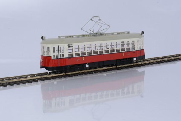 Wiener Straßenbahn Type Z Fertigmodell (ohne) H0 1;87
