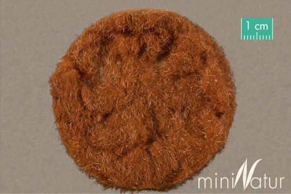 Gras-Flock 2 mm altgold Größe: 1000 g
