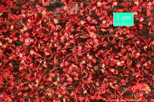 Ahornlaub (rot) Größe: ca. 27x16,5 cm Spätherbst 1 : 87 Stück