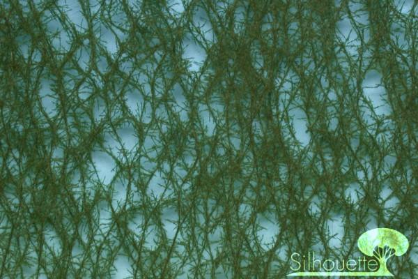 Fichte / Green spruce Sommer Größe: ca. 63x50 cm Maßstab: 1:87