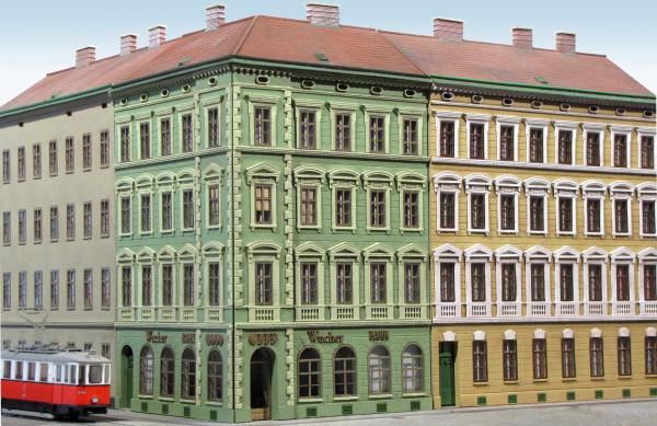 Eckhaus der Gründerzeit