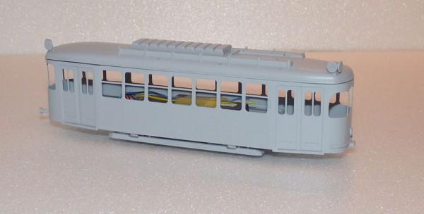 Wiener Straßenbahn Triebwagen L3/L4 Bausatz Stufe 2 1:87 H0