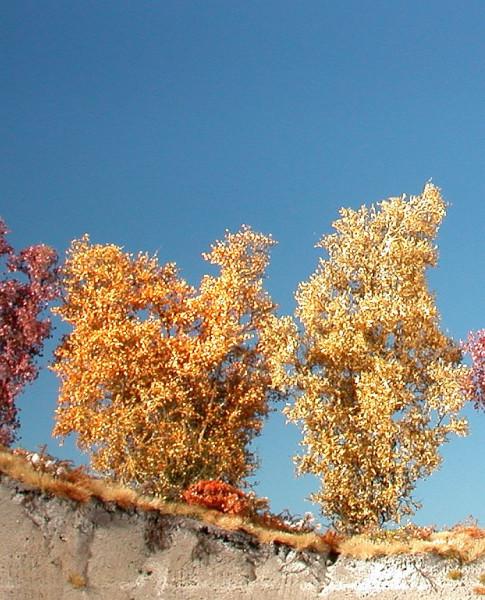 Filigranbüsche/ Filigree bush Spätherbst Maßstab: 0 + 1