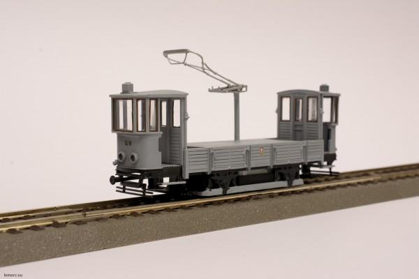 Wiener Straßenbahn Triebwagen SP 1:87 H0