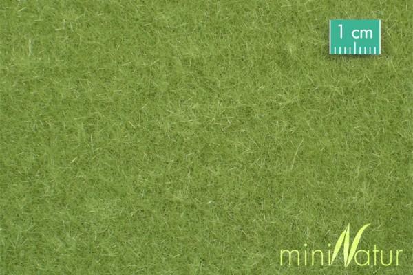 Rasen kurz / Short lawn Frühling Größe: ca. 31,5x25 cm Maßstab: 1:87