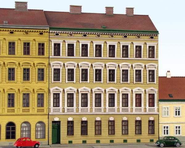 Zinshaus der Gründerzeit