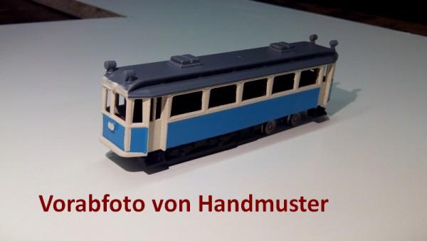 Wiener Lokalbahn WLB Hofsalonwagen Bausatz Stufe 3 1:87