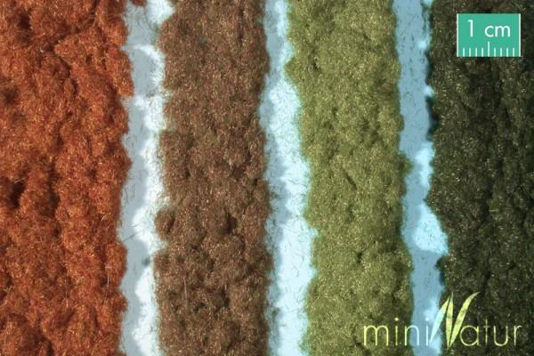 Moos-Flock Set 0,5 mm + 1 mm Größe: 60 g 4 Farben 1 : 87 Stück