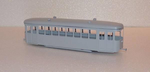 Wiener Straßenbahn Beiwagen l3 Bausatz Stufe 3 1:87 H0