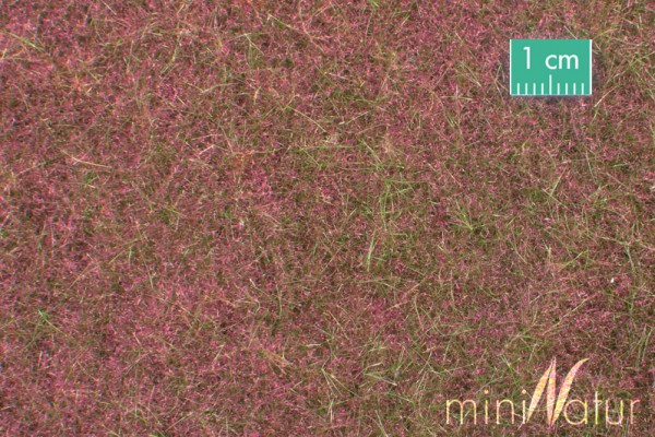 Heideboden Größe: ca. 63x50 cm Frühherbst 1 : 87 Stück