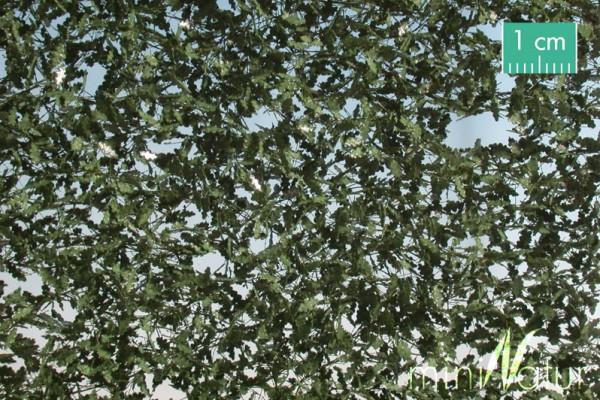 Eichenlaub / Oak foliage Sommer Größe: ca. 50x31,5 cm Maßstab: H0/0