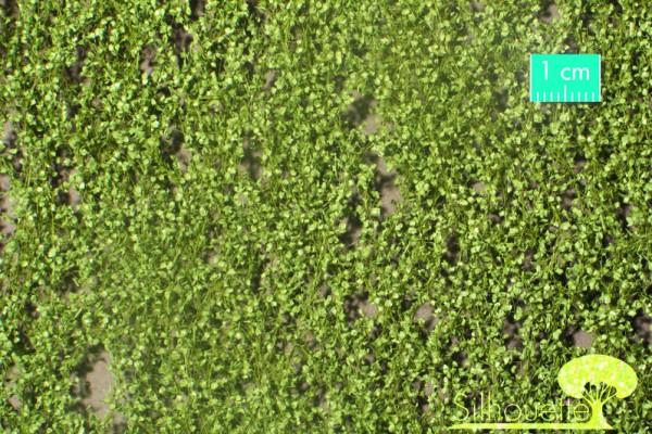 Pappellaub /Lombardy poplar foliage Frühling Größe: ca. 63x50 cm Maßstab: 1:87