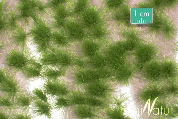 Grasbüschel lang / Long tufts Sommer Größe: ca. 42x15 cm Maßstab: 1:45