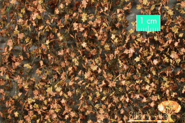 Platanenlaub Größe: ca. 27x16,5 cm Spätherbst 1 : 87 Stück