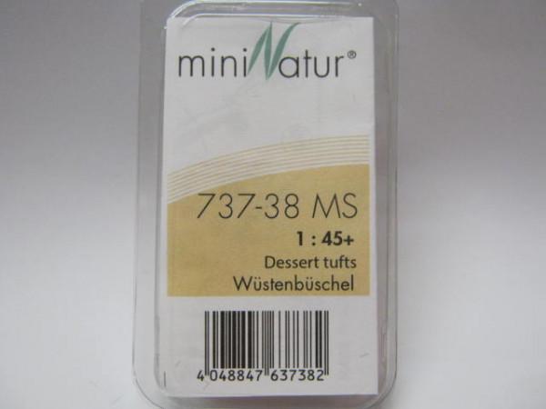 Wüstenbüschel / Desert tuft Größe: ca. 42x15 cm Maßstab: 1:45