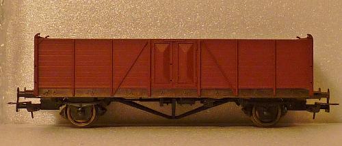 Güterwagen Type Villach DB H0 1;87